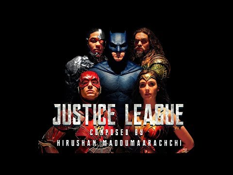 Justice League Main Theme | Movie Version | Animated theme