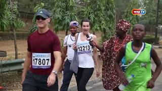 2018 Lagos City Marathon - Highlights
