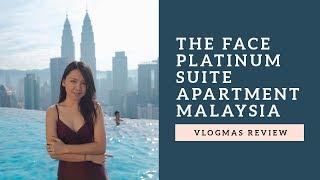 Gambar cover REVIEW : APARTEMEN KEREN dan MURAH di MALAYSIA - THE FACE PLATINUM Suite Apartement