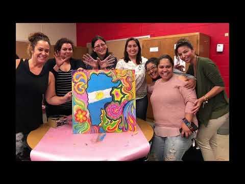 Argentinian Guest Educators Visit Lansing!