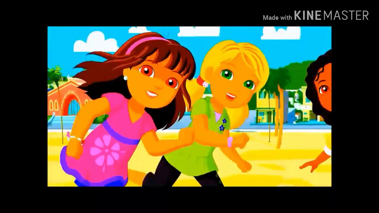 Download Promo Dora and Friends Into the City - Nickelodeon (2014)