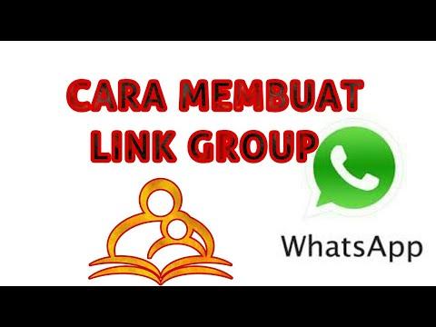 whatsapp group link,cara membuat Link Grup whatsapp