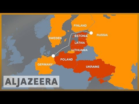🇷🇺🌍Russsian pipeline in Europe faces final hurdle | Al Jazeera English
