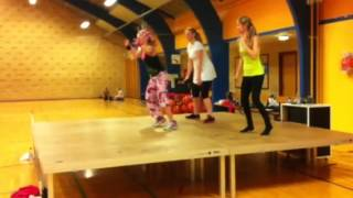 Zumba® fitness m/Nina Juncker - Anderlecht champion