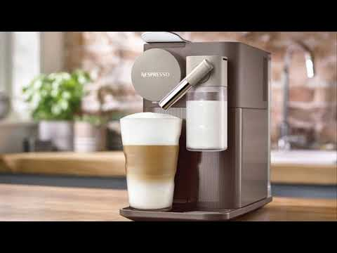Nespresso EN500W Lattissima One Coffee Machine Review