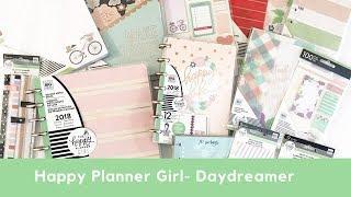 Happy Planner Girl- Daydreamer