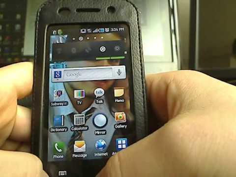 Samsung Galaxy S - Froyo, Tegrak Lagfix, And Rooting