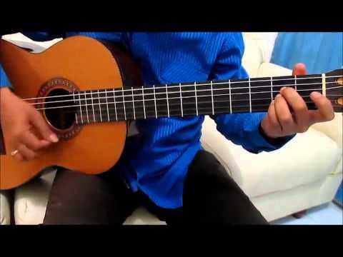 Belajar Kunci Gitar D'Masiv Pergilah Kasih Strumming