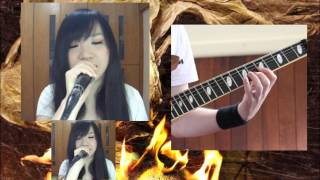 20130513 Killswitch Engage-In Due Time (cooperation cover by Liam & Kin )