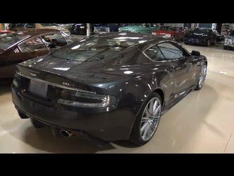 2009 Aston Martin Dbs Jay Leno S Garage Youtube