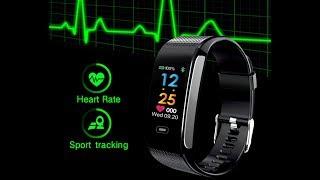 Новий ck18s Smart Band Прилади для вимірювання артеріального тиску серцевого ритму наручний годинник