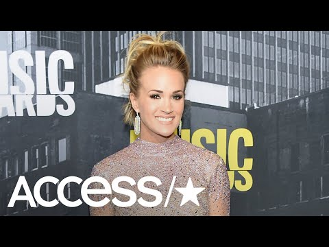 Carrie Underwood Gives Update On Her Face Injury & Announces New Music | Access