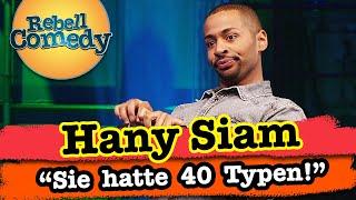 Hany Siam – Die schlimmste Begrüßung & die Vernascherin