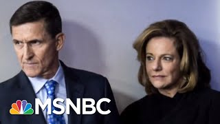 New Dots Connect Mariia Butina Case To K.T. McFarland And Mike Flynn | Rachel Maddow | MSNBC