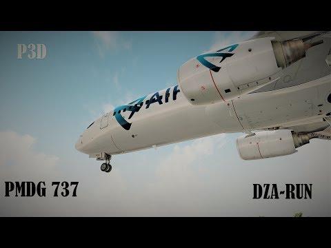 Air Austral  I  Mayotte DZA - Gillot RUN Boeing 737 F-ONGB