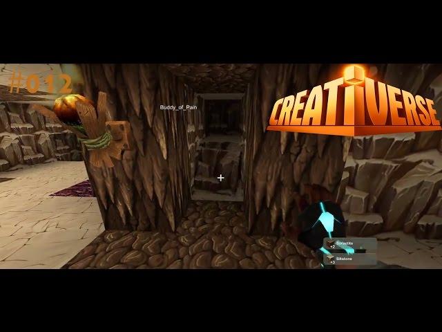 Let's Play Creativerse | Wo ist der Ausgang ?? | Folge #012