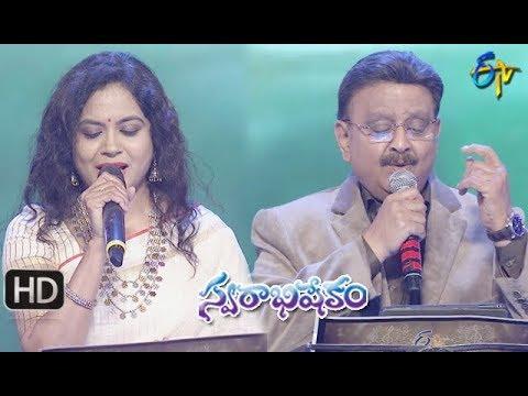 Pranaya Raaga Vahini Song |Sunitha,SP Balu Performance |Swarabhishekam |31st March 2019 | ETV Telugu