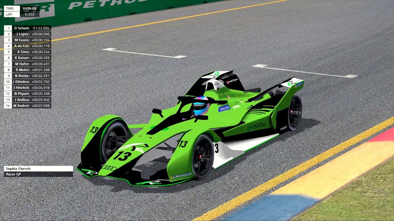 Formel 1 qualifying 2020