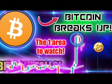A BITCOIN BREAKOUT HAPPENING NOW | FIRST STEP TO MASSIVE BTC BULL RUN!