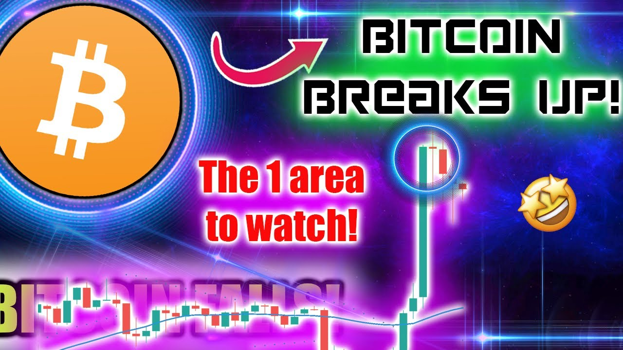 A BITCOIN BREAKOUT HAPPENING NOW | FIRST STEP TO MASSIVE BTC BULL RUN! 9