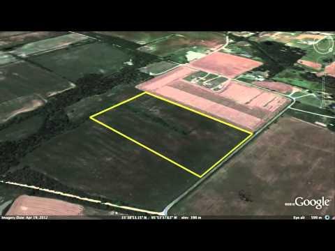 20 acres near Dallas, Texas FOR SALE $1350 per month