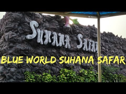 Blue World Kanpur | Suhana Safar Awesome View | Aisa Biggest Water Park