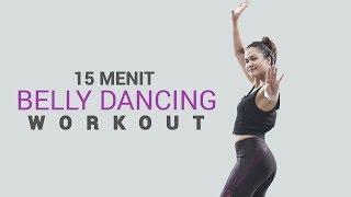 15 Menit Gerakan Belly Dancing Workout Untuk Mengecilkan Perut