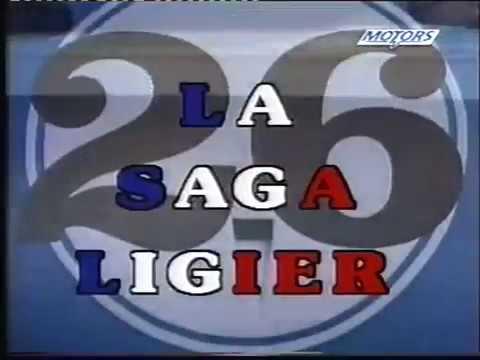 The Ligier Saga