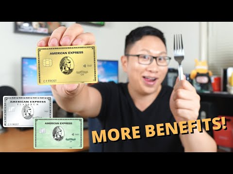 Good News! Amex ADDS New Benefits (up To $120 Value) To Amex Plat, Gold, Green