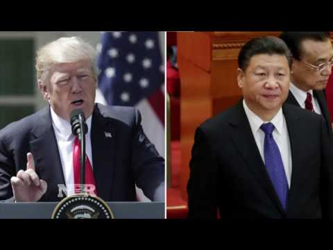 China's message for President Trump