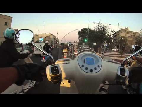 scooter valletta 2015