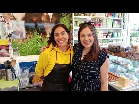 Vegan in Rome // Testaccio Market