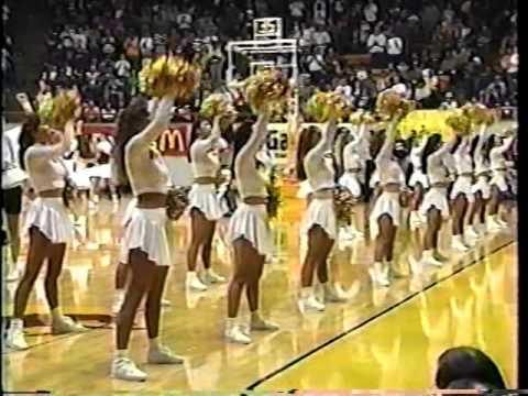 Wyoming Cowboy Basketball 1993 94
