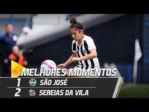 São José 1 x 2 Sereias da Vila | MELHORES MOMENTOS | Paulistão (14/04/19)