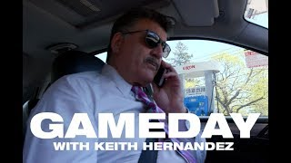 Gameday with Keith Hernandez, Episode 2: Lunch and a Drive