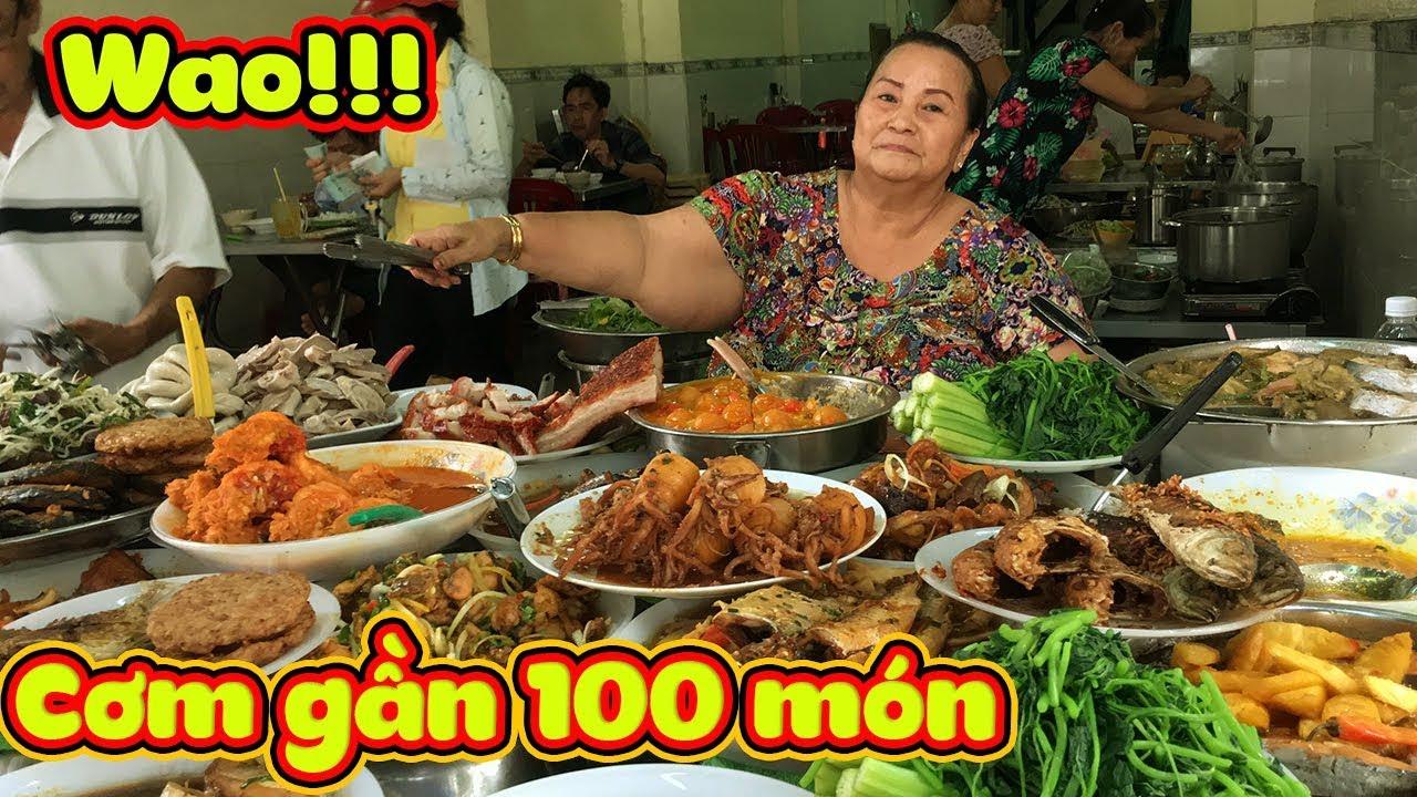 Quán Cơm Dì Béo Ở Quận 3 Sài Gòn, Phải Mất Hàng Tháng Mới Ăn Hết Các Món