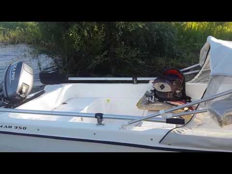 Кайман 350 + SeaPro 9.9 (отзыв реального владельца).