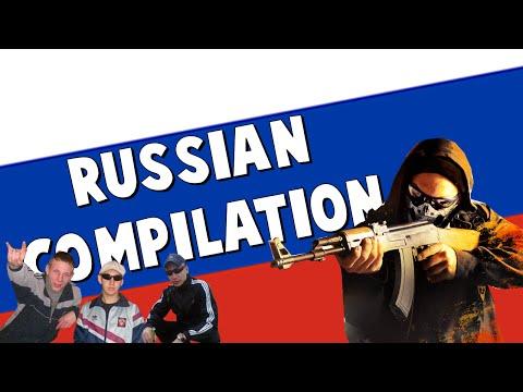 CS:GO - Funny Russian Compilation (ft. Anomaly, Failu, Mojo)