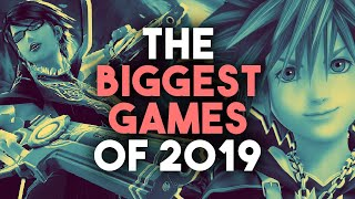Most Anticipated Games Coming In 2019 Montage
