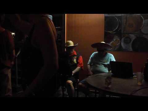Tequila at Borrel Creek St Marys Georgia karaoke by Dos Amigos and Hurricane Entertainment