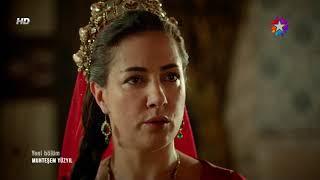 Фатьма султан чудово пішла з палацу (Величне століття. Роксолана)