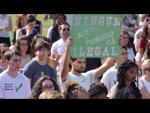 W&M Stand with Dreamers Rally