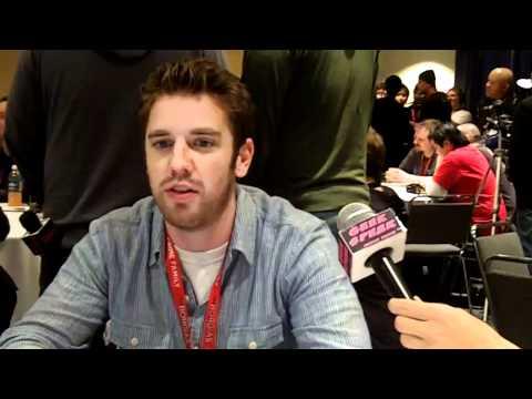 Bret Harrison at WonderCon 2011