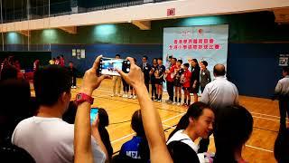 Publication Date: 2019-05-25 | Video Title: 2019-5-25 全港小學區際排球賽傑出運動員鄧天証、林奕