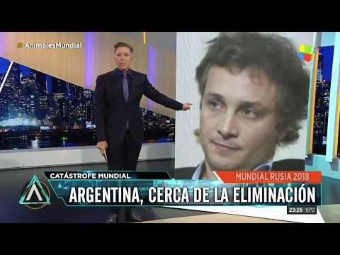Fantino, demoledor con Chiqui Tapia: