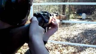 Examples of Hang fire with a Lee Enfield