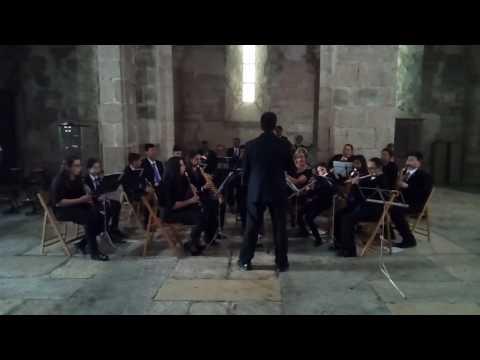 La Banda de Música de Meira versiona el 'Despacito' de Luis Fonsi