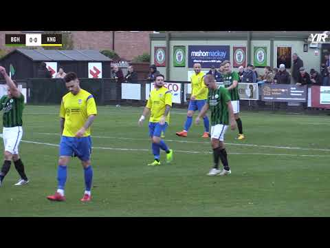 Highlights | Burgess Hill Town FC 0-1 Kingstonian FC - 10.11.18