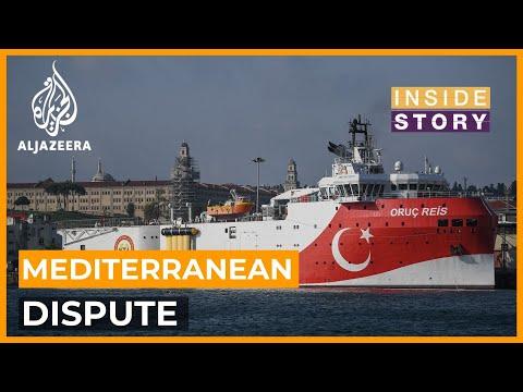 Will diplomacy ease east Mediterranean dispute?   Inside Story
