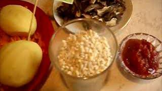 Суп из грибов с перловкой  1 .wav